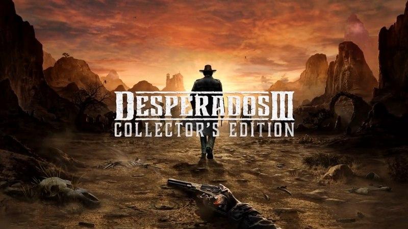 Desperados Iii Collector S Edition Packs A Ton Of Great Goodies