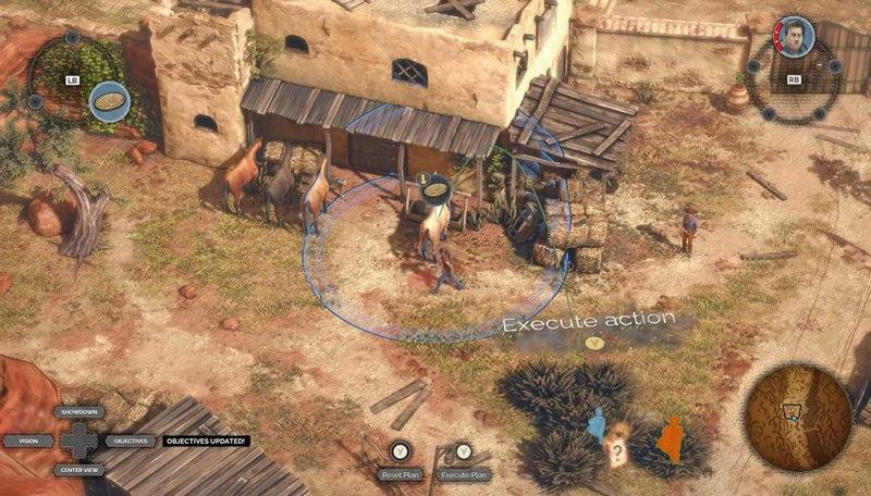 Desperados Iii Review Ps4 Commandos In The Wild West