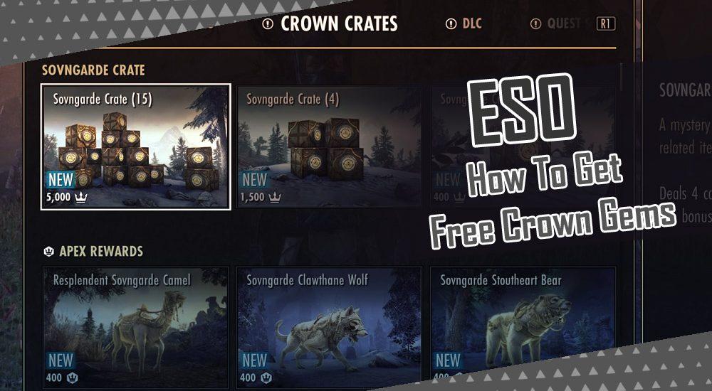 How Do You Get Crown Gems
